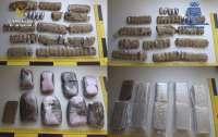 Desarticulada una organización dedicada al tráfico de drogas en Baleares