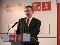Puig dice que Fabra, Beteta, Montoro y Rajoy representan
