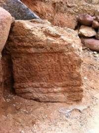Aparece en Sagunto (Valencia) un pequeño altar con inscripciones de época romana
