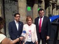 PP urge al PNV a reforzar el control sobre las