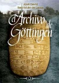 El escritor burgalés José David Sacristán de Lama presenta mañana en el MEH 'El archivo de Göttingen'