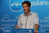 El PP presentará iniciativas en el Parlamento y ayuntamientos en contra de