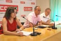 CCOO alerta de que los servicios educativos