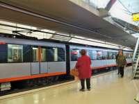 Metro Bilbao realiza este jueves el último ejercicio de evacuación de humos antes de inaugurar la estación de Kabiezes