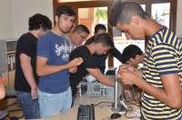 Ayuntamiento de Palos ofrece prácticas en su departamento informático a alumnos de un programa de cualificación