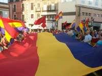 Nueva manifestación por las calles del centro en demanda de una consulta ciudadana sobre el modelo de estado