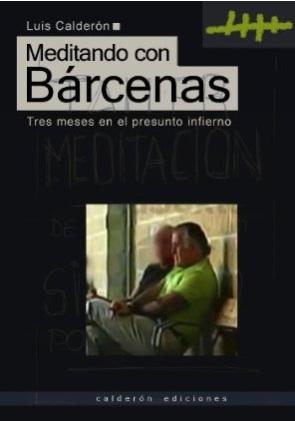 Portada del libro 'Meditando con Bárcenas' (Fuente: Amazon)