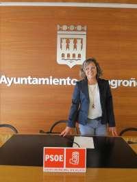 PSOE pide al PP de Logroño