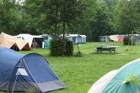 Los campings de Extremadura reciben 11.607 viajeros en abril, un 37,7% más
