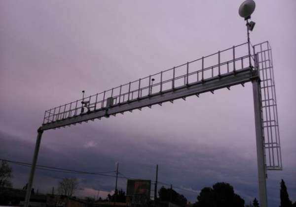Extremadura, segunda región con menos radares de tráfico instalados
