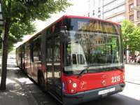El transporte público adapta su oferta de servicio a los horarios de verano