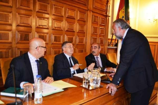 La Diputación de Toledo destinará en 2014 más de 20.000.000 de euros al progreso municipal