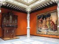 El Museo Camón Aznar y el Patio de la Infanta se suman a la Noche en Blanco