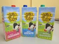 Clemente afirma que el reconocimiento de los consumidores a la leche Tierra de Sabor la coloca en lugar de prestigio