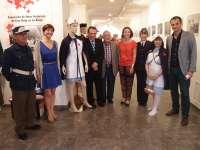 Ibercaja acoge hasta el 5 de julio una exposición sobre el 150 aniversario de Cruz Roja