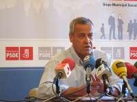 El PSOE alerta del
