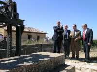 La Casa del Esclusero en Frómista (Palencia) podrá albergar actos culturales y eventos sociales tras su rehabilitación