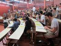 Un total de 940 alumnos acudirán a la convocatoria de julio de la PAU en Asturias