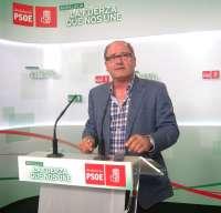 Dirección de PSOE-A defiende su actuación
