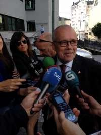 Nogueira niega cobros y atribuye la conversación con Tutor al nombramiento de interventores en las municipales