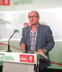 PSOE-A reprocha a Moreno su