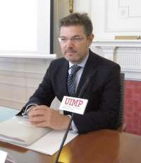 Rafael Catalá dice que la política fiscal del Gobierno
