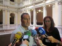 Las leyes de Función Pública, Sector Público y Buen Gobierno irán al único pleno de la Junta General en julio