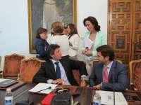 La Diputación muestra su compromiso de nuevo contra la violencia de género