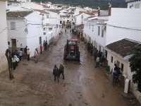 El alcalde de Villanueva del Rosario critica que la Junta deje sin ayudas a pueblos afectados por riadas de 2012