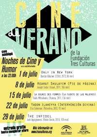 El humor se hace protagonista en las noches de julio con el Cine de verano de Fundación Tres Culturas
