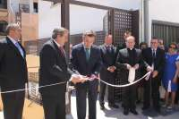 Novallas estrena dependencias municipales en el nuevo edificio del Ayuntamiento