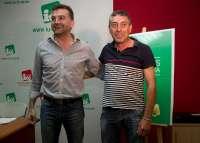 Maíllo se medirá con el sevillano Laureano Seco en las primarias para elegir al candidato de IULV-CA a la Junta
