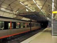 Metro Bilbao inicia este lunes el servicio de verano y el 10 de julio contará con servicio especial para BBK Live