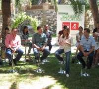 Díaz asegura que la derecha en Andalucía está