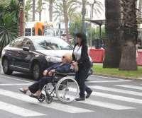 Lesionados medulares de Asturias concienciarán a los conductores en los controles de alcoholemia