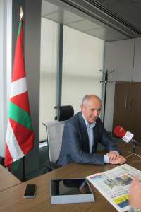 Gobierno vasco duda que el nombre del secretario general cambie la postura del PSOE sobre el derecho a decidir
