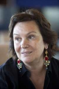 Clara Sánchez, galardonada con el Premio Roma 2014