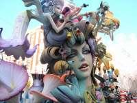 Las Fallas de Valencia, la fiesta española más fotografiada en Flickr