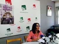 IU de Extremadura considera que la ley del aborto