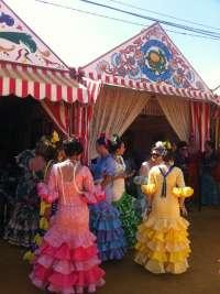La Feria de Abril, el Rocío y el Carnaval de Cádiz, entre las diez fiestas españolas más fotografiadas en Flickr