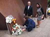 Logroño recuerda a Miguel Angel Blanco, a las víctimas del terrorismo