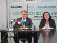 Las carreteras de la red autonómica de Extremadura registran 4 fallecidos en el primer semestre, tres menos que en 2013