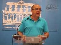 Creados los equipos de trabajo en los distritos de Cáceres para aportar ideas ciudadanas a los Presupuestos de 2015