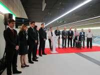 El metro de Málaga entrará en funcionamiento el próximo 30 de julio y será gratuito el primer día