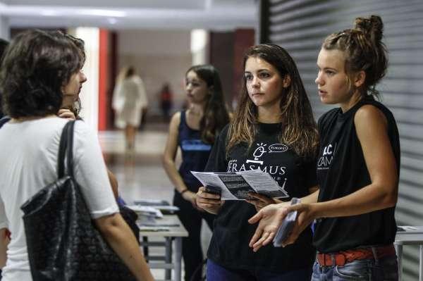 La Universitat y la Politècnica de València, segunda y sexta de Europa en recepción de Erasmus