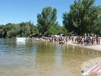 WWF denunciará la degradación de las zonas de baño en un 'Big Jump' en cinco ríos, uno de ellos el Segura
