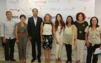 Eva Longoria y Bertín Osborne participan en un fin de semana solidario en Marbella