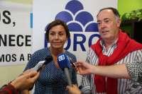 Foro apoya el cambio de sistema de elección de alcalde, pero pide que se extienda a presidentes autonómicos y estatales
