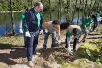 Provoca programa tres actividades de voluntariado ambiental para sábado y domingo