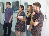 La UNIA presenta las seis obras ganadoras de su '7º Premio de Pintura', que pasarán a formar parte de su colección